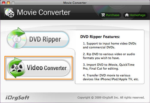 Mac M4V to MP4 Converter