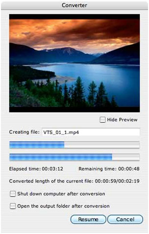 M4V Video Converter for Mac